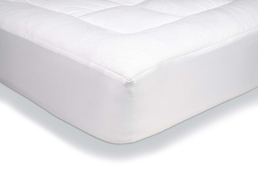 amazonbasics matratzenauflage matratzenauflagen test. Black Bedroom Furniture Sets. Home Design Ideas